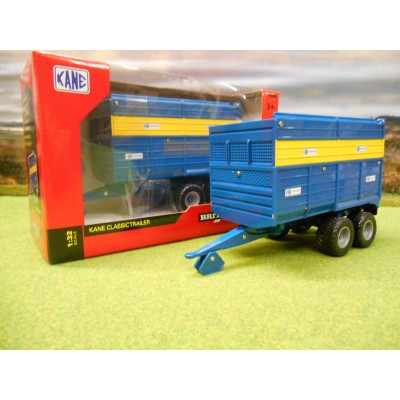 BRITAINS 1:32 KANE CLASSIC 12 TONNE SILAGE TRAILER 43153A1