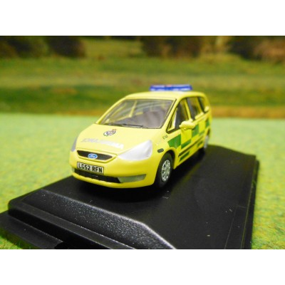 OXFORD 1:76 FORD GALAXY LONDON AMBULANCE SERVICE