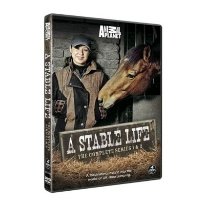 A STABLE LIFE SERIES 1 & 2, ANIMAL PLANET 4 DVD SET