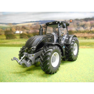 UNIVERSAL HOBBIES 1:32 VALTRA S SERIES TRACTOR METALLIC BLACK