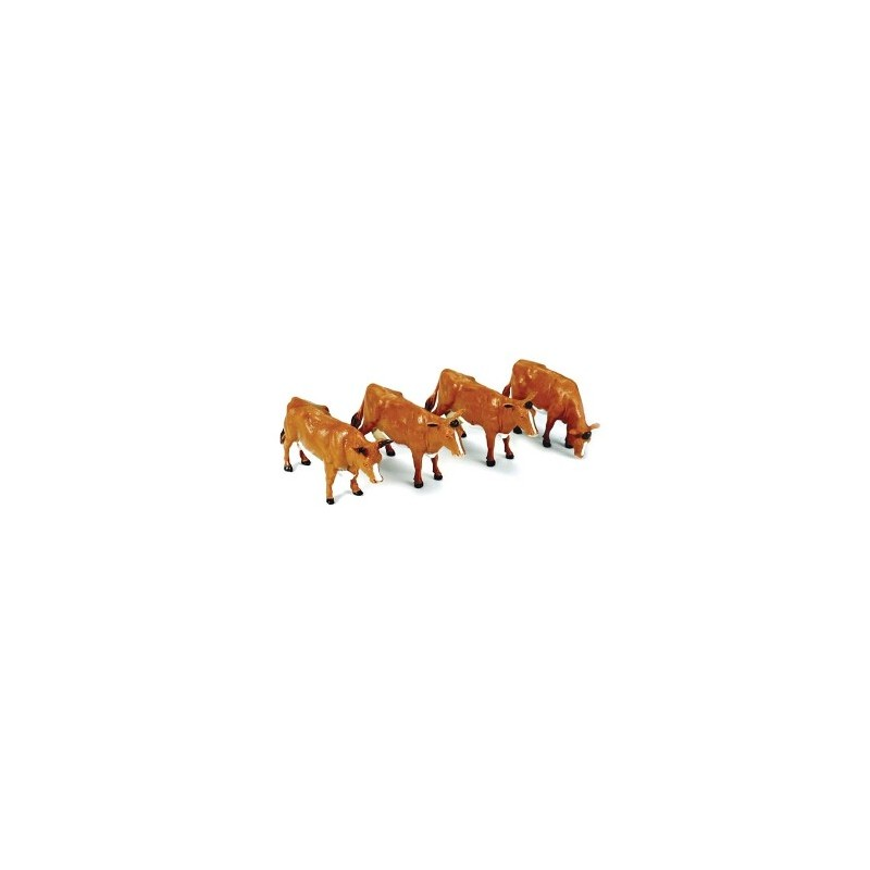 BRITAINS 1:32 JERSEY COWS
