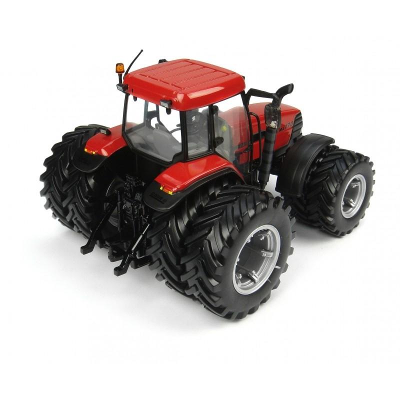 Dual Ih Tractors On Wheels : Universal hobbies case ih maxxum mx dual wheel