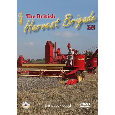 THE BRITISH HARVEST BRIGADE DVD CHRIS LOOKWOOD