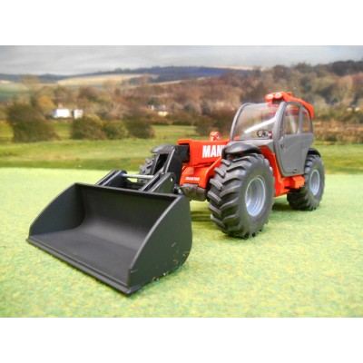 SIKU 1:32 HOLARAS FRONT MOUNT SILAGE PACKER CLAMP ROLLER