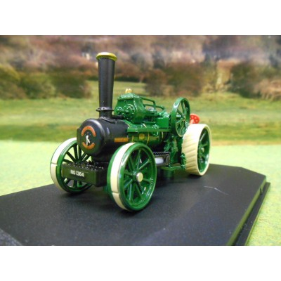 OXFORD 1:76 FOWLER BB1 PLOUGHING ENGINE PRINCESS MARY No 15436