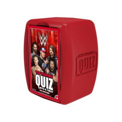 TOP TRUMPS QUIZ - WWE EDITION