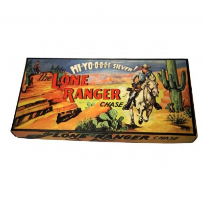 THE LONE RANGER RETRO BOARD GAME
