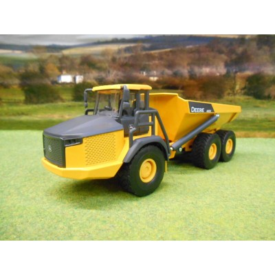 SIKU 1:50 JOHN DEERE 410E SIX WHEEL ARTICULATED DUMP TRUCK
