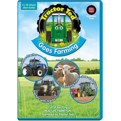 TRACTOR TED: GOES FARMING DVD