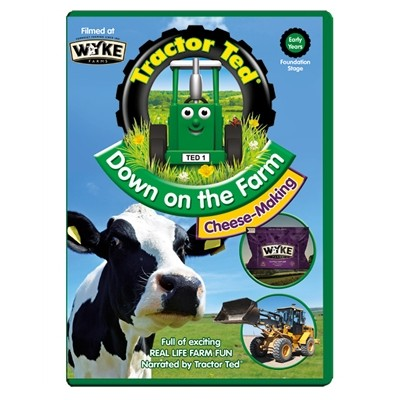 TRACTOR TED: DOWN ON THE FARM DVD