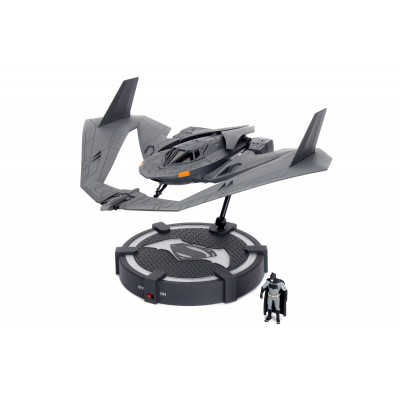 JADA 1:32 BATMAN VS SUPERMAN BATWING WITH BATMAN FIGURE