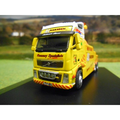 OXFORD 1:76 VOLVO FH A1 MARSDEN RECOVERY WRECKER TRUCK