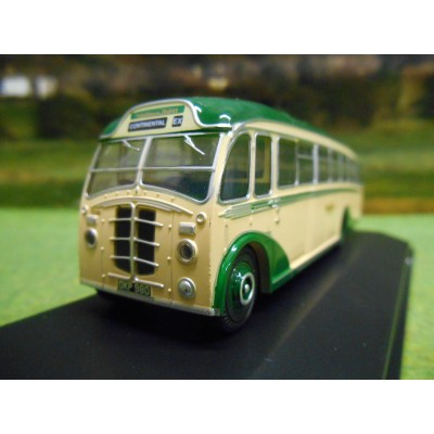 OXFORD 1:76 BEADLE INTEGRAL COACH MAIDSTONE & DISTRICT