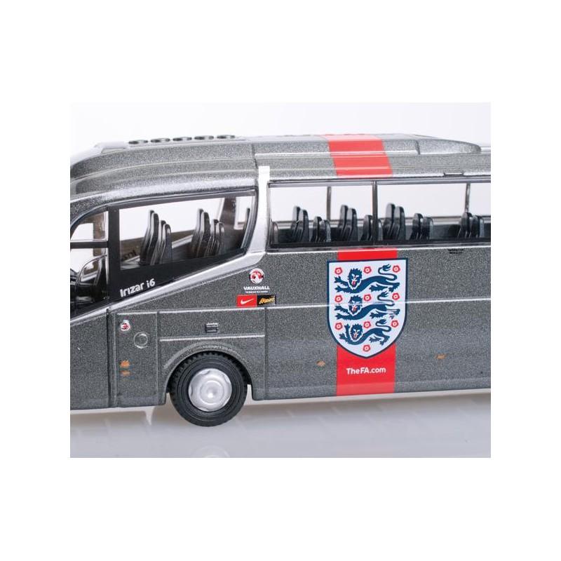 Football Toy Trucks : Oxford scania irizar i england football team coach
