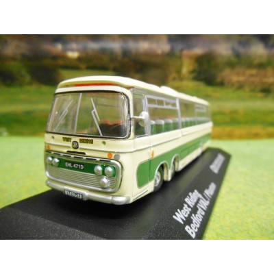 ATLAS CORGI 1/76 BEDFORD VAL PLAXTON BUS WEST RIDING