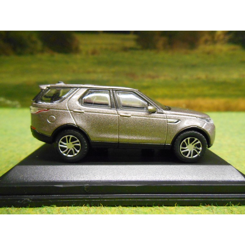 OXFORD 1:76 LAND ROVER DISCOVERY SPORT CORRIS GREY