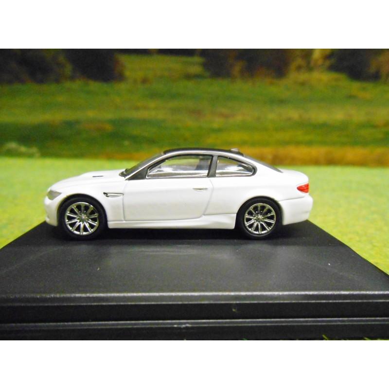 OXFORD 1:76 BMW M3 COUPE IN MINERAL WHITE