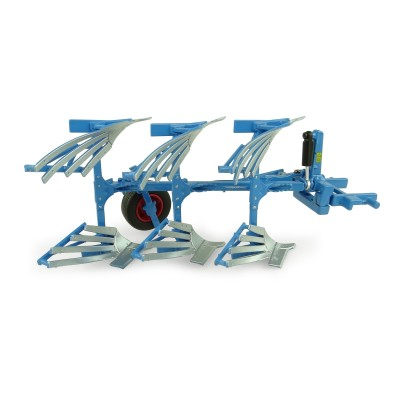 UNIVERSAL HOBBIES 1:32 LEMKEN JUWEL 8 REVERSIBLE PLOUGH