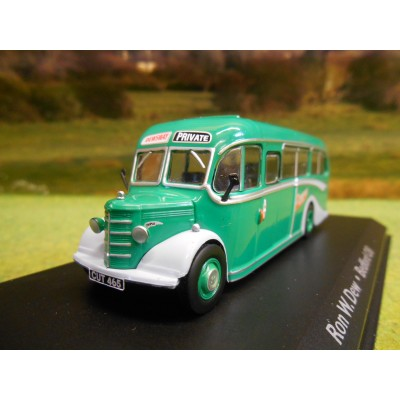 ATLAS CORGI 1/76 BEDFORD OB COACH RON W DEW