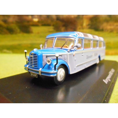 ATLAS CORGI 1/76 BORGWARD BO 4000 COACH