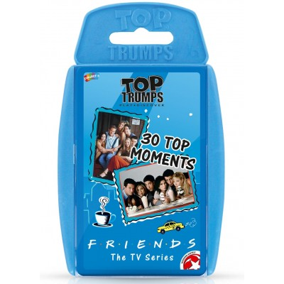 TOP TRUMPS - FRIENDS TV SERIES CARD GAME
