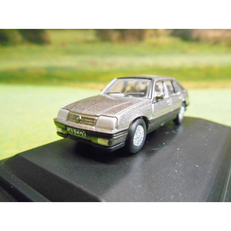OXFORD 1:76 1986 VAUXHALL CAVALIER MK2 HATCHBACK STEEL GREY