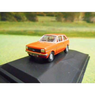 OXFORD 1:76 FORD FIESTA MK1 ESSEX POLICE