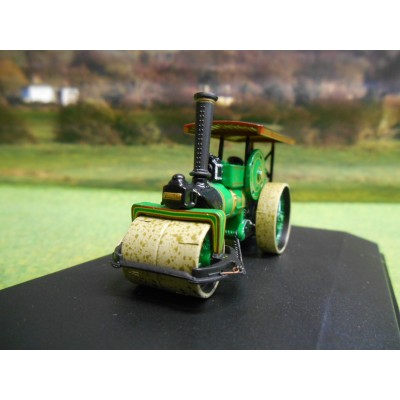 OXFORD ARFUR FOWLER STEAM ROLLER 1:76