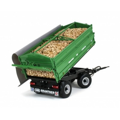 UNIVERSAL HOBBIES 1:32 LIMITED EDITION BRATNER Z18051 XXL TRAILER & SUGAR BEET