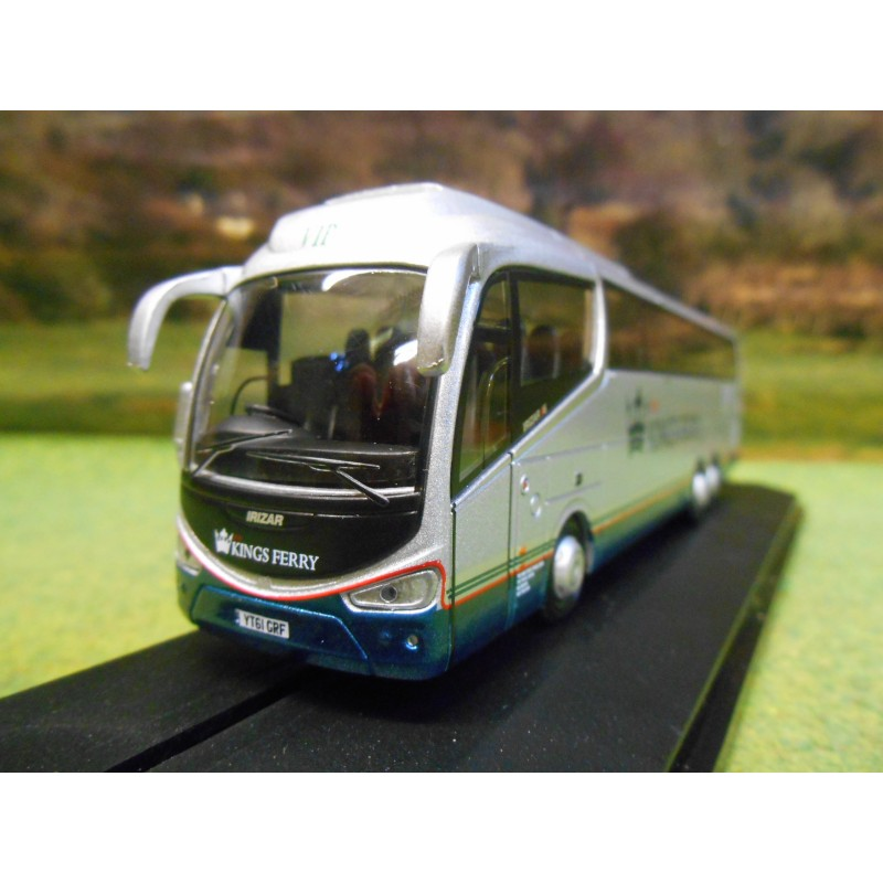 OXFORD 1:76 SCANIA IRIZAR I6 COACH THE KINGS FERRY