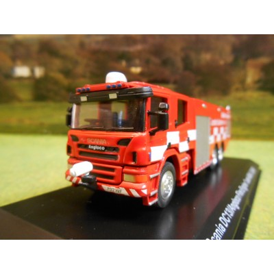 ATLAS OXFORD 1:76 STOBART AIR SCANIA DC13 CRASH TENDER