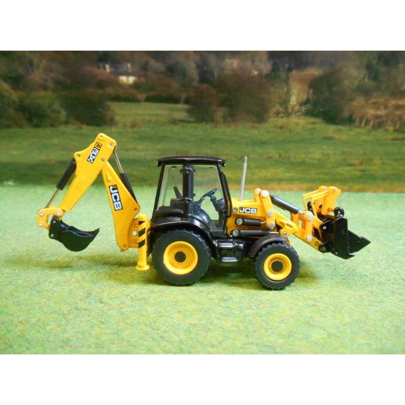 Oxford 1 76 Jcb 3cx Eco Backhoe Loader