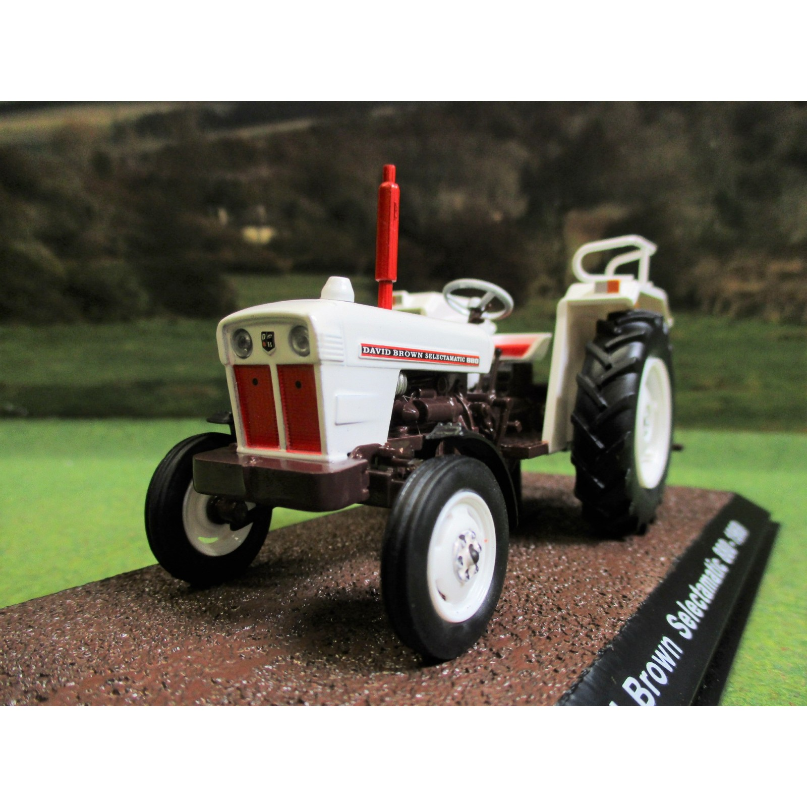 Modelo tractor 1:32 David Brown selectamatic 880-1969 atlas 7517029