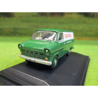 OXFORD 1:76 CASTROL OIL FORD TRANSIT MARK 1 VAN