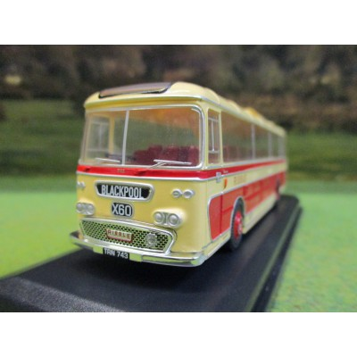 OXFORD 1:76 PLAXTON PANORAMA 1 COACH COTTERS