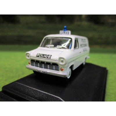 OXFORD 1:76 POLICE MOTORWAY PATROL FORD TRANSIT MARK 1 VAN