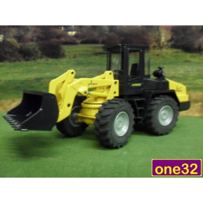 JOAL 1:35 DIECAST PAUS RL1252 WHEEL LOADER