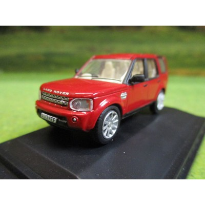 OXFORD 1:76 LANDROVER DISCOVERY IN GOLD