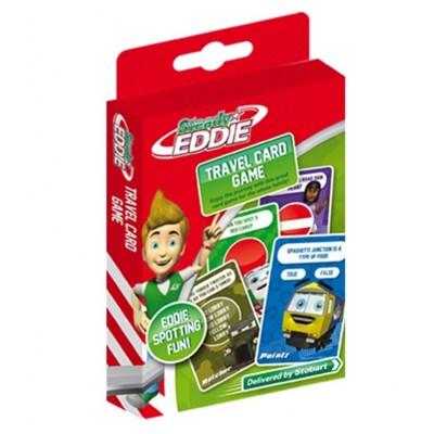 EDDIE STOBART STEADY EDDIE KIDS TRAVEL CARD GAME CARD GAME