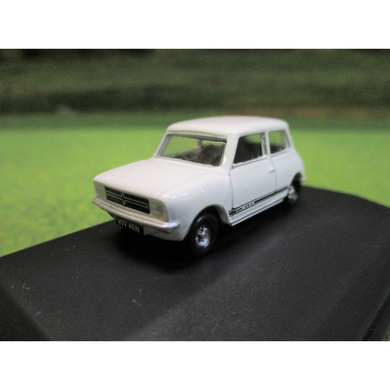 OXFORD 1:76 MINI CLUBMAN 1275GT WHITE