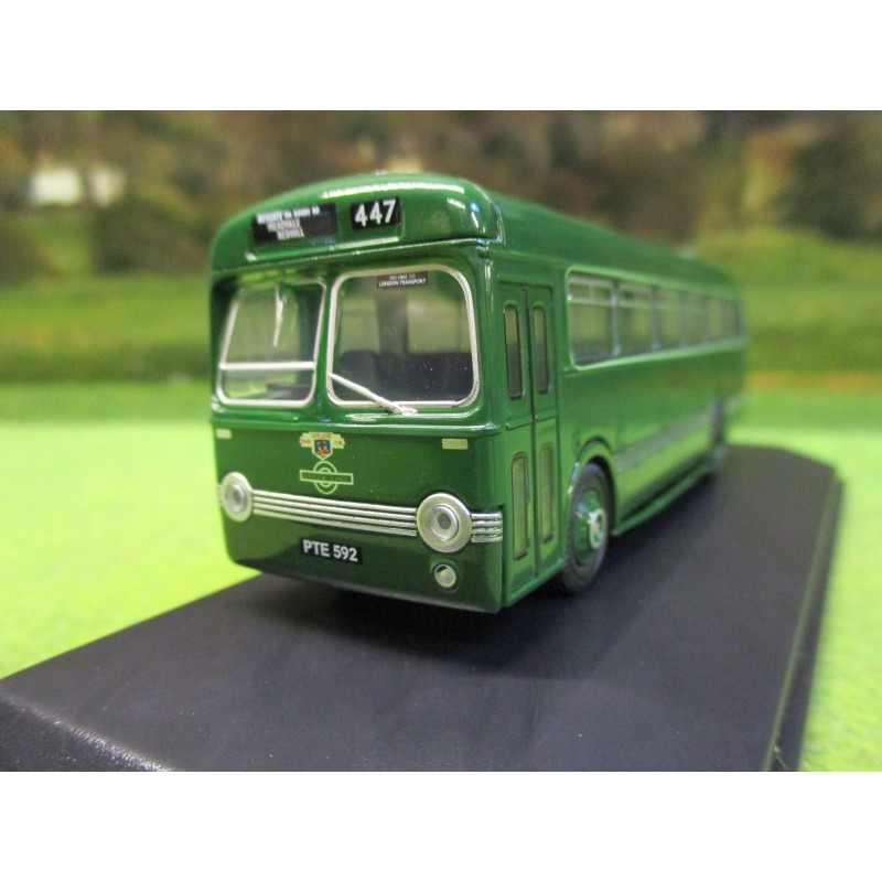 OXFORD 1:76 LEYLAND TIGER CUB SARO BUS LONDON GREENLINE