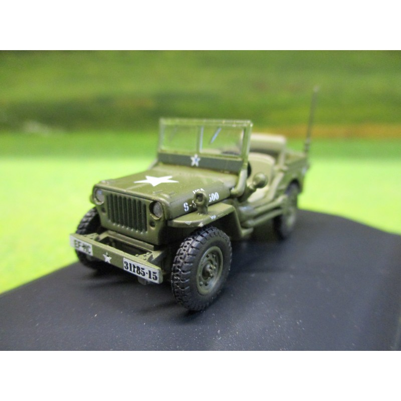 OXFORD 1:76 WILLY'S JEEP MB US ARMY