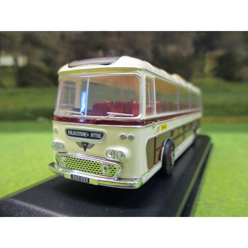 OXFORD 1:76 PLAXTON PANORAMA 1 COACH A TIMPSON & SONS