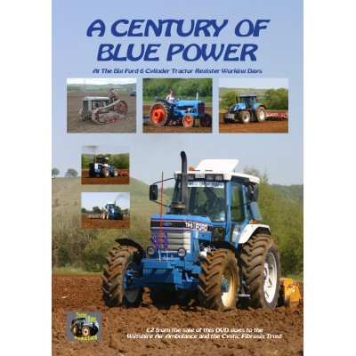 A CENTURY OF BLUE POWER TRACTOR BARN DVD