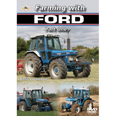FARMING WITH FORD PART 1 DVD CHRIS LOCKWOOD