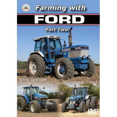 FARMING WITH FORD PART 2 DVD CHRIS LOCKWOOD
