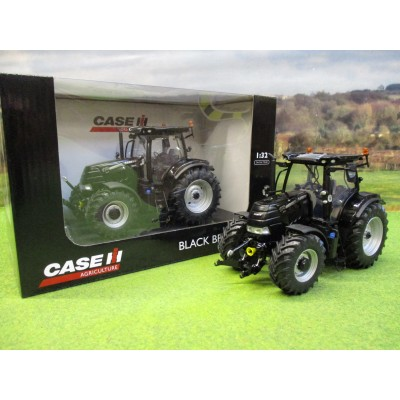 UNIVERSAL HOBBIES 1:32 BLACK BEAUTY CASE IH PUMA 175CVX 4WD TRACTOR