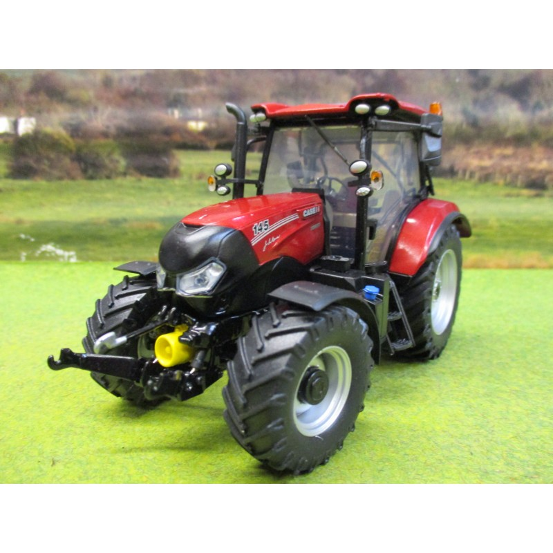 UNIVERSAL HOBBIES 1:32 CASE MAXXUM 145 MULTICONTROLLER 4WD TRACTOR LTD EDITION