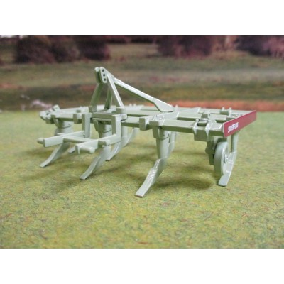 UNIVERSAL HOBBIES 1:32 BOMFORD SUPERFLOW CULTIVATOR GREEN