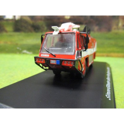 ATLAS OXFORD 1:76 STOBART AIR SIMON GLOSTER SARO LSA044 AIRPORT CRASH TENDER